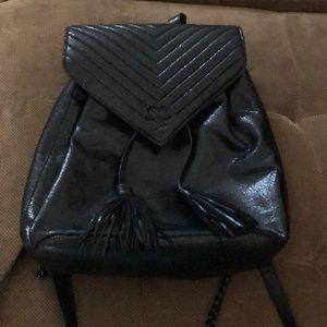 Victoria Secret black backpack